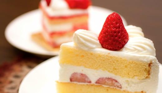 残ったケーキ、クリームをできるだけつぶさずきれいに保存する裏ワザ