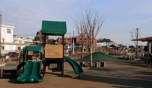 日本庭園もある「二子玉川公園」(遊具・トイレ・授乳室・自販機の情報あり)