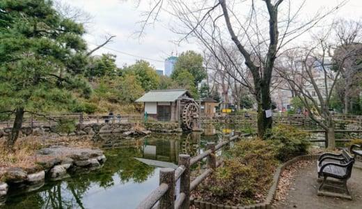 渋谷の癒しスポット「鍋島松濤公園」に行ってきました(遊具・トイレ・公衆電話情報あり)