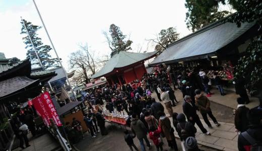 お正月の高尾山、たくさんの人で大混雑でした!(2020年1月2日)(前編)