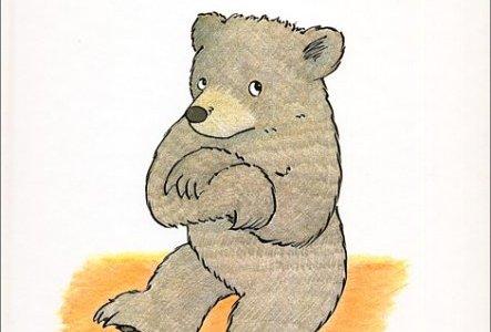 くまくんがお出かけの準備をしようとするけど、あれれ…?子どもたちがツッコミを入れてくれる可愛い絵本「どうすればいいのかな?」